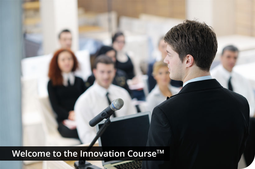 The innovation course